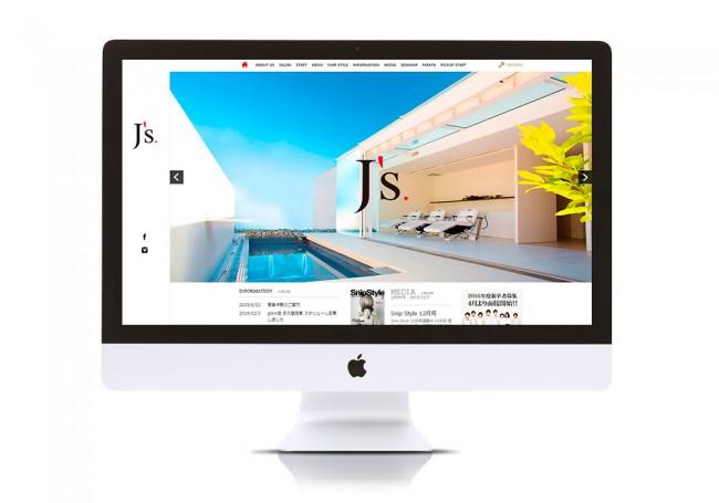 J's Official Website